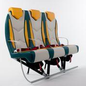Des sièges d'avion révolutionnaires
