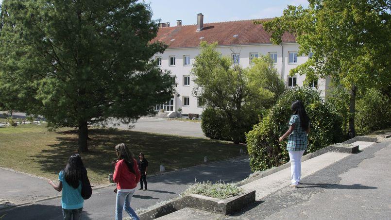 L'internat d'excellence de Sourdun a ouvert ses portes à la rentrée 2009.