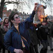 Manifs anti-Thatcher : Scotland Yard en alerte