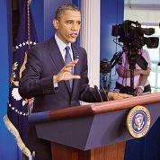Tensions entre la presse et la Maison-Blanche