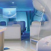 Aéronautique : les cabines font peau neuve