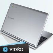 Nous avons testé le Samsung Chromebook