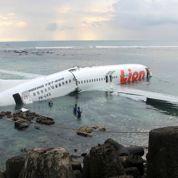 Crash d'un Boeing de la compagnie Lion Air