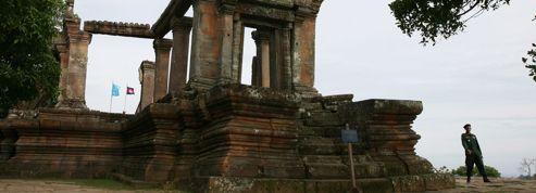 Preah Vihear, temple disputé devant la Cour de La Haye