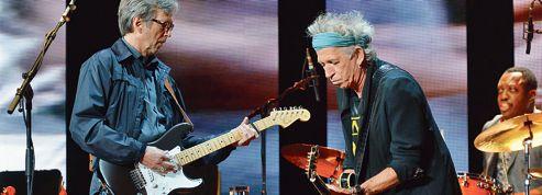 Eric Clapton, guitariste et gentleman
