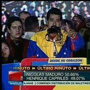 Venezuela : très courte victoire du chaviste