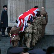 Londres prépare son adieu à Thatcher