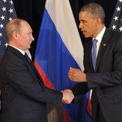 Poutine se rapproche d'Obama