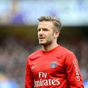 Beckham négocie pour le mécénat de Necker