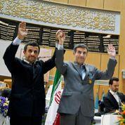 Bataille byzantine pour la succession d'Ahmadinejad