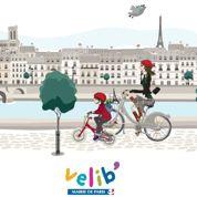 Des produits Vélib'pour séduire les touristes