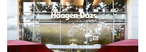 Haägen-Dazs, n°2 des glaces en France