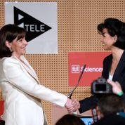 Hidalgo et Dati, premier débat pour Paris