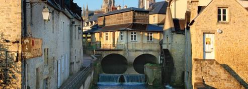 Le doux charme de Bayeux