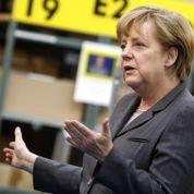 Merkel ne veut pas d'un smic généralisé