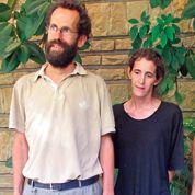 La famille d'otages français libre