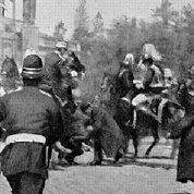 Le roi Alphonse XIII visé par un attentat