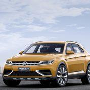 VW dévoile un nouveau SUV à Shanghaï