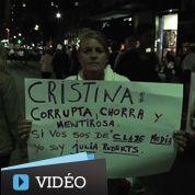 L'Argentine se mobilise contre l'austérité