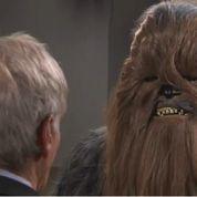 Star Wars :Harrison Ford insulte Chewbacca