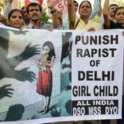Inde: la fillette violée dans un état stable
