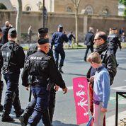 Une police plus tendue que les manifestants