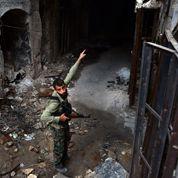 Syrie:l'Occident étoffe son aide aux rebelles