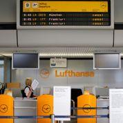 Des vols de la Lufthansa annulés par une grève