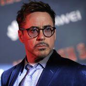 Robert Downey Jr, «l'homme de fer»