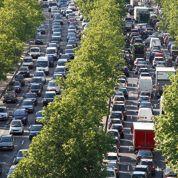 À Paris, 63 heures par an dans les bouchons