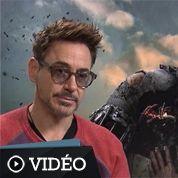 Downey Jr : «Iron Man revient à l'essentiel»