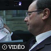 Le Pouvoir :dans l'intimité de Hollande