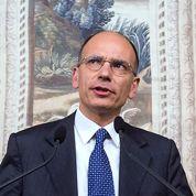 L'Italie mise sur Letta pour sortir de l'impasse
