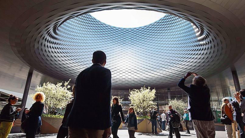 L 39 architecture de l 39 agence herzog de meuron m tamorphose for Agence architecture suisse