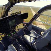 Eurocopter fait voler un hélicoptère sans pilote