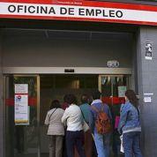 Plus de six millions de chômeurs en Espagne