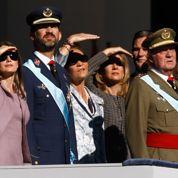 Espagne: l'annus horribilis du roi