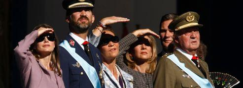 Espagne: l'annus horribilis du roi Juan Carlos Ier