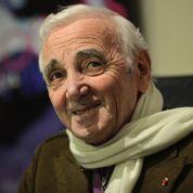 Aznavour: des inédits avec Gilbert Bécaud