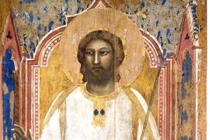 Le paneau <i>Dieu le père.</i> (©Padoue, Musei Civici)