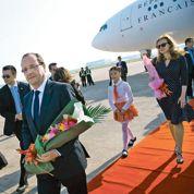 Chine: Hollande prône une «interdépendance»