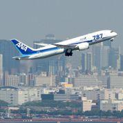 B787 : test en vol réussi pour la compagnie ANA