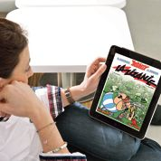 Astérix et les mangas à l'assaut des tablettes