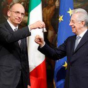 Italie: un gouvernement de réconciliation