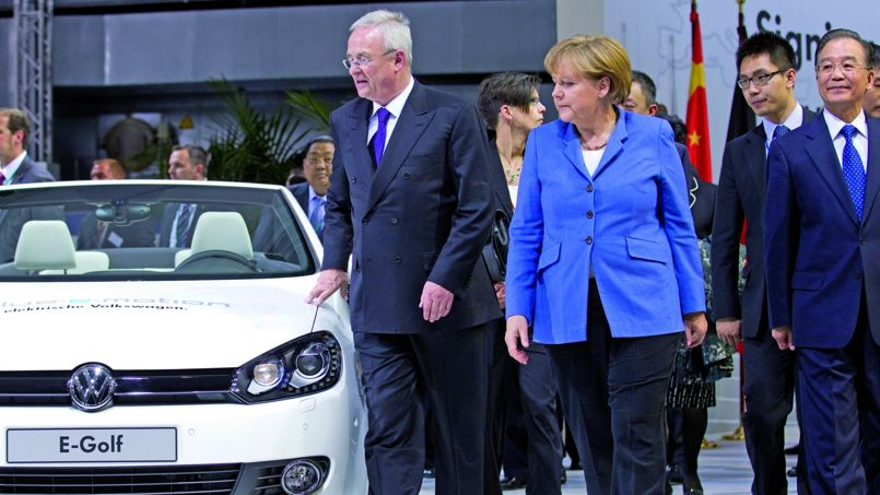 VW lance un bouquet de technologies