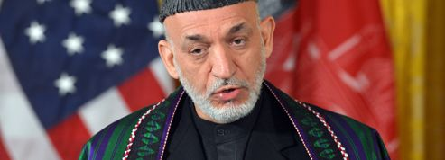 Les valises de dollars de la CIA à Hamid Karzaï