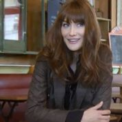 Carla Bruni: tout est bon dans le Raymond