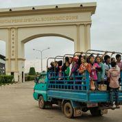 Échaudés par la Chine, les investisseurs se ruent au Cambodge