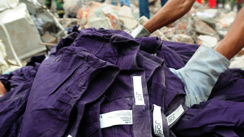 Des marques de textile vont indemniser les victimes au Bangladesh