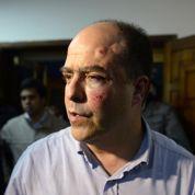 Pugilat au Parlement vénézuélien